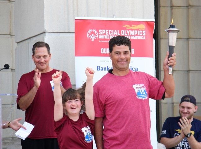 Special Olympics Torch Run