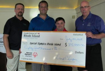 Donate to the Special Olympics RI