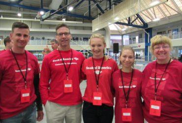 Special Olympics Volunteers