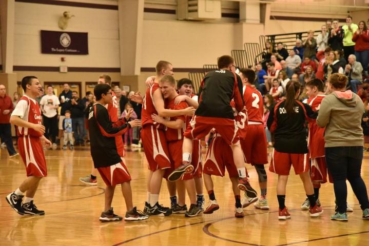 Portsmouth High School Basketball Rhode Island